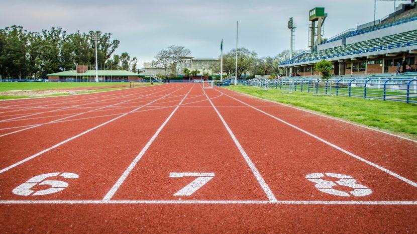 atletiekpiste